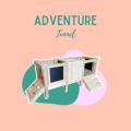 Kid's Garden Furniture - The Adventure Tunnel